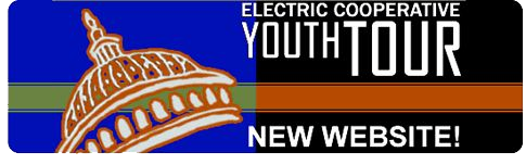 Electric Cooperative Youth Tour Website