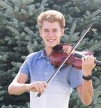 Student Caden Moore