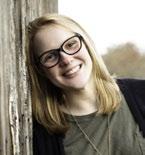 Student Heather Strobel